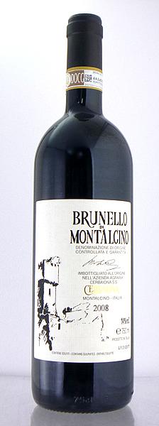 チェルバイオーナ ブルネッロ ディ モンタルチーノ DOCG 2008 イタリア赤ワイン【高品質ワイン】