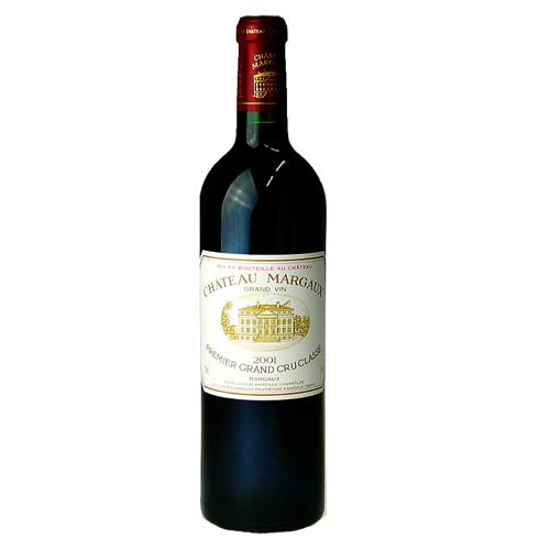 シャトー・マルゴー AOCメドック第1級 [2001]【送料無料】 【高品質ワイン】