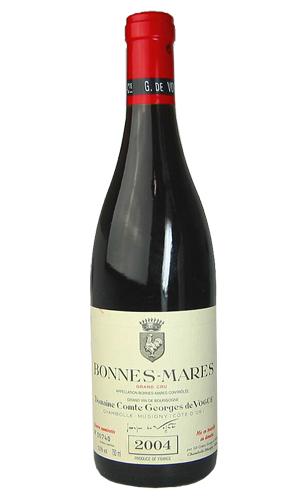 【コント・ジョルジュ・ド・ヴォギュエ】ボンヌ マール[2004]【高品質ワイン】