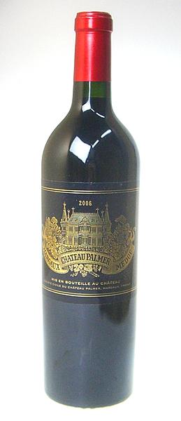 シャトー・パルメ [2006] 【送料無料】 【高品質ワイン】