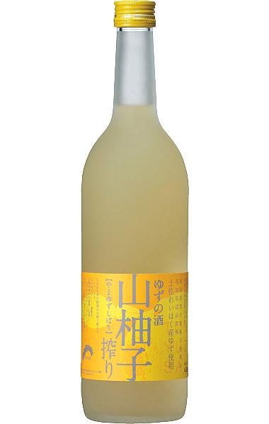 山挤压柚子酒 720 毫升