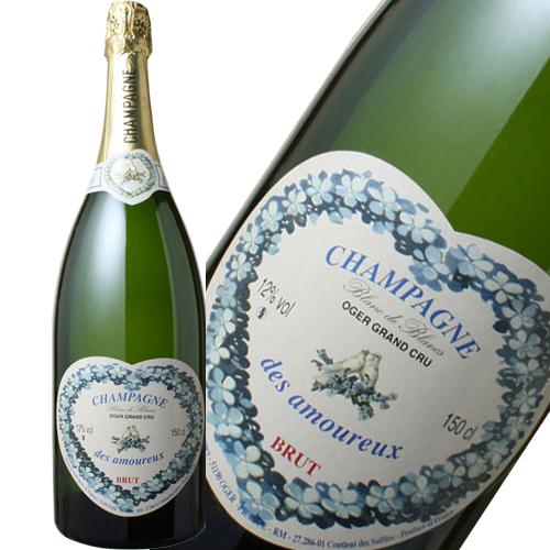 アンリ・ド・ヴォージャンシー キュヴェ・ザムルー ブラン・ド・ブラン マグナム シャンパーニュ1500ml 自然派 シャンパン バレンタイン
