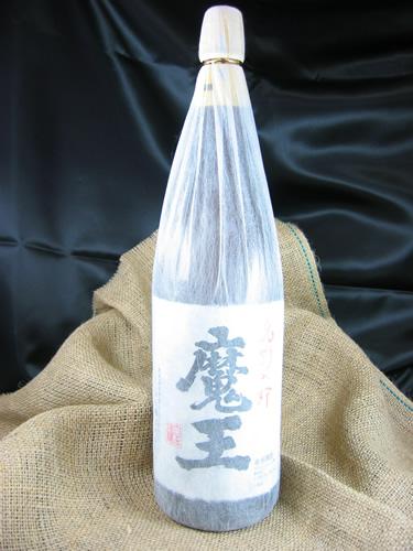 焼酎 魔王 25度 1800ml  芋焼酎 白玉醸造 プレミア焼酎