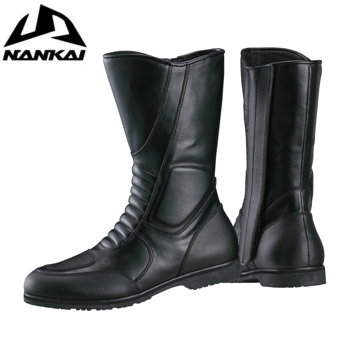 ナンカイ NTB-41W ワイドタイプ ツアラーブーツ NANKAI 南海部品【送料無料】【コンビニ受取対応商品】