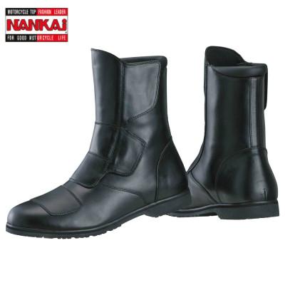 ナンカイ NTB-42 ノンファスナーPUショートブーツ2 NANKAI 南海部品【コンビニ受取対応商品】