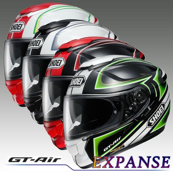 【SHOEI】GT-Air EXPANSE インナーバイザー搭載 GTエアー エクスパンス【送料無料】