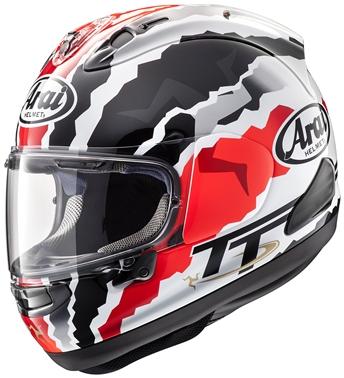【Arai】 フルフェイスヘルメットRX-7X DOOHAN TT【ドーハンTT】【アライ】【送料無料】【コンビニ受取対応商品】
