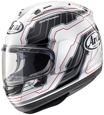 【Arai】 フルフェイスヘルメットRX-7X MAMOLA【マモラ】【アライ】【送料無料】【コンビニ受取対応商品】