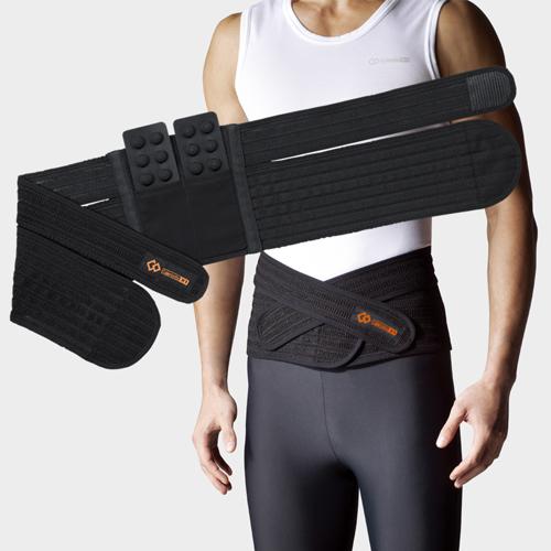 消防 X 1 腰皮带 colantotte X 1 腰带运动腰带 / 腰支持 / 支持者髋关节 /Supporter / 低背痛皮带运动型 / 腰带