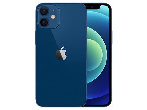 新品 未開封品 iPhone 12 mini 64GB SIMフリー ブルー A 家族 送料無料 即納 MGAP3J ギフト あす楽 超特価SALE開催 プレゼント 店