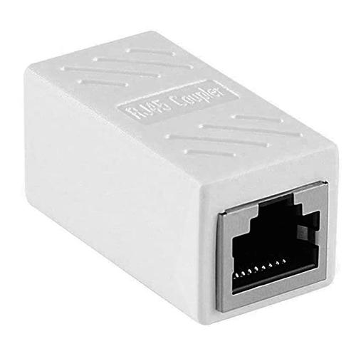 LAN同士を繋げる中継アダプターです 今季も再入荷 LANケーブル延長コネクタRJ-45 メス-メス COMON 7T-FFカテゴリー 5E対応ジョイントアダプタメール便対応 5 7 購入 6
