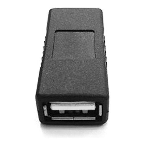 USB 2.0 中継アダプタUSB A(メス)-USB A(メス)COMON 2AA-FF中間コネクタ【RCP】【ポスト投函便】
