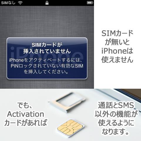 なし sim カード