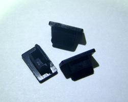 USB 용 보호 캡 (miniB 타입 용) 3 개 들이 팩