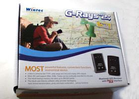 WBT-202 Bluetooth GPS로 거 (적합성 인증 취득 완료) ≪ 운영 ≫