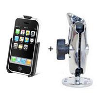 【驚きの価格が実現!】 RAMマウント フロントベース(シルバー)【Apple】 固定型【Apple】 Phone i 固定型 Phone 3G用《あす楽対応》, おばあちゃんの梅干し:85b6f8f2 --- business.personalco5.dominiotemporario.com