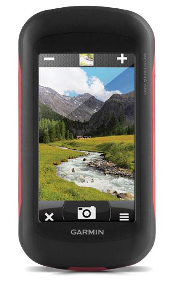 GARMIN MONTANA 680 (英語版) デジタルカメラ搭載機種(モンタナ680)(MONTANA680英語版)≪あす楽対応≫