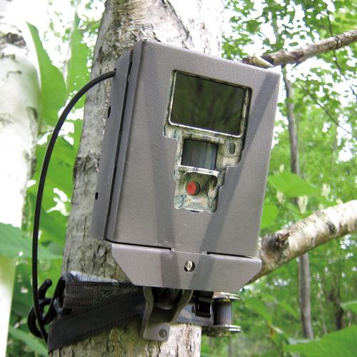 Target Scout(ターゲットスカウト)TS500 不法投棄監視システム