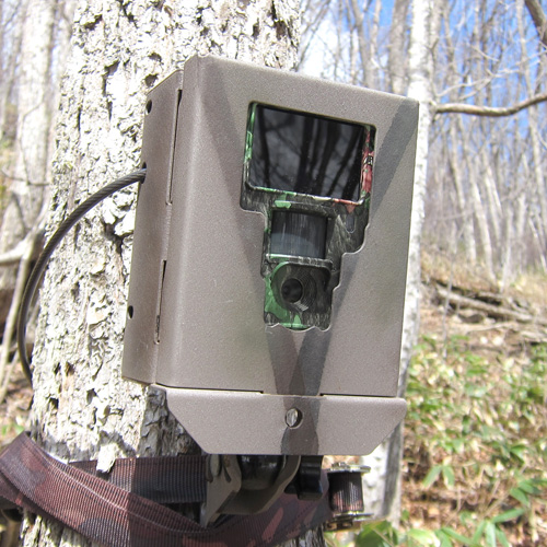 Target Scout(ターゲットスカウト)TS700 不法投棄監視システム