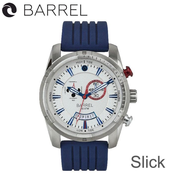 BARREL(バレル)Slick (Blue White) 【送料・代引手数料無料】≪あす楽対応≫