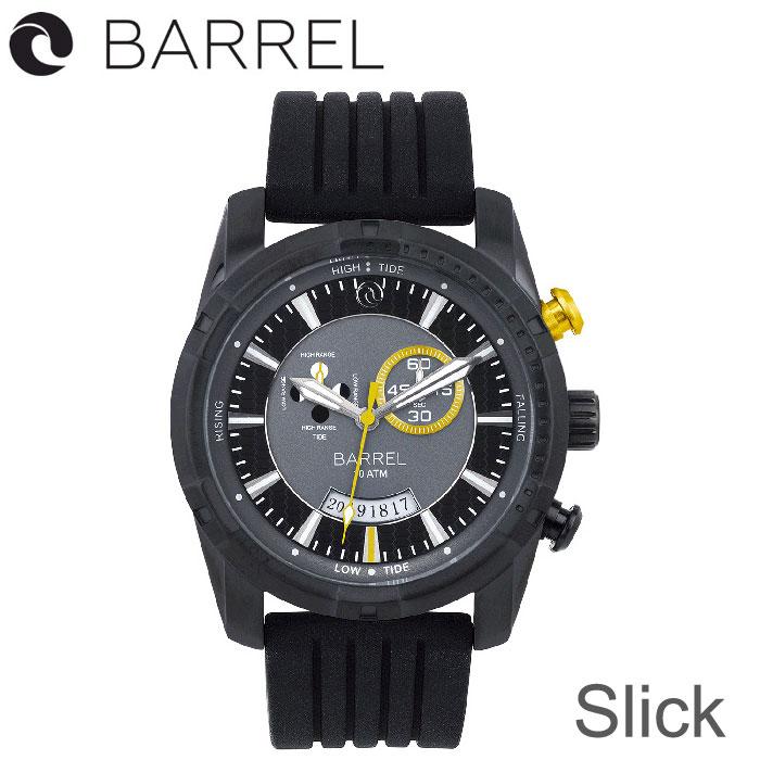 BARREL(バレル)Slick (Black Yellow) 【送料・代引手数料無料】≪あす楽対応≫