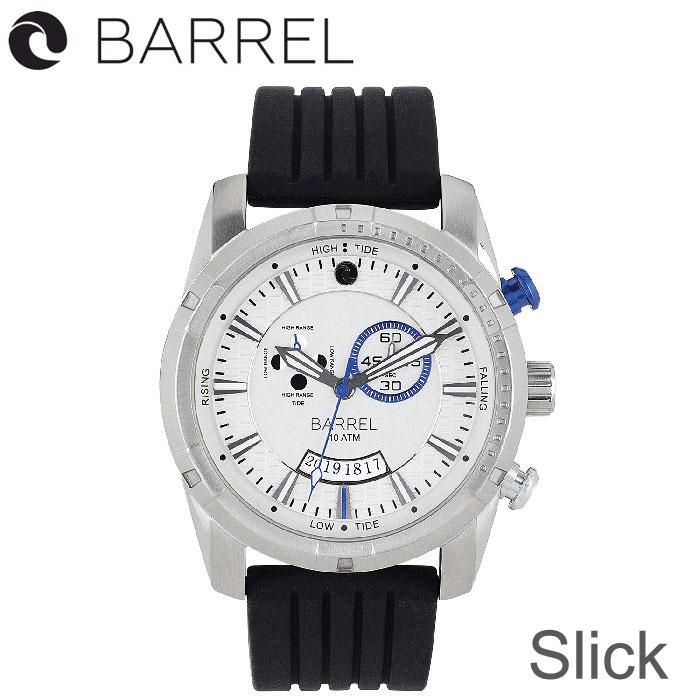 BARREL(バレル)Slick (Black White) 【送料・代引手数料無料】≪あす楽対応≫