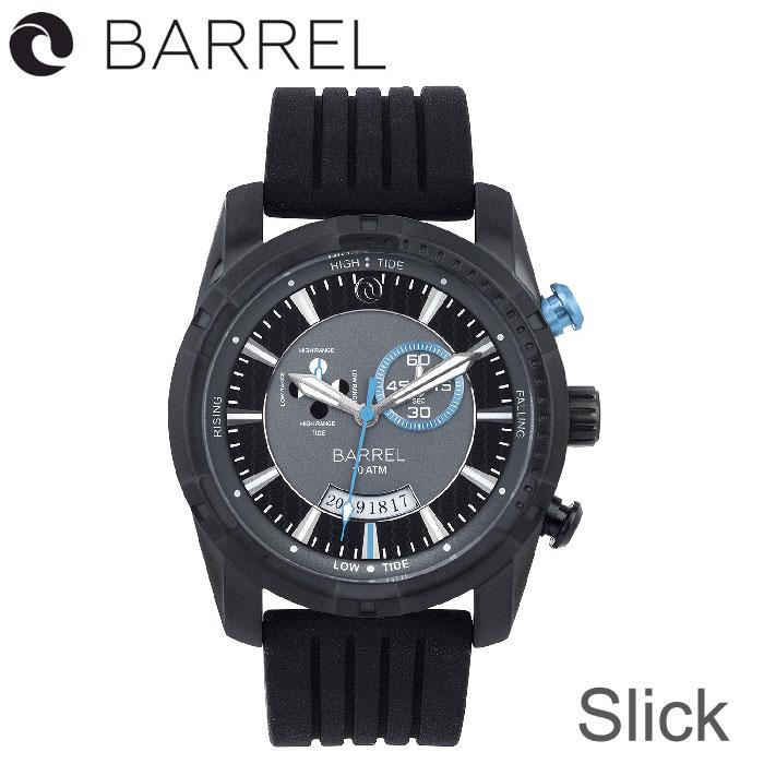 BARREL(バレル)Slick (Black Blue) 【送料・代引手数料無料】≪あす楽対応≫