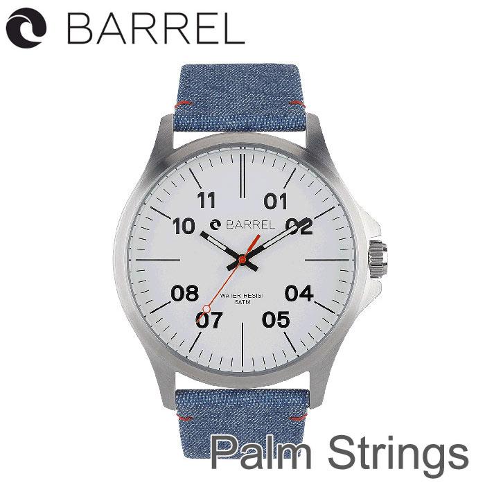 BARREL(バレル)Palm Strings (Jeans White) 【送料・代引手数料無料】≪あす楽対応≫