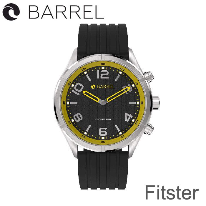 BARREL(バレル)Fitster (Black Yellow) 【送料・代引手数料無料】≪≫