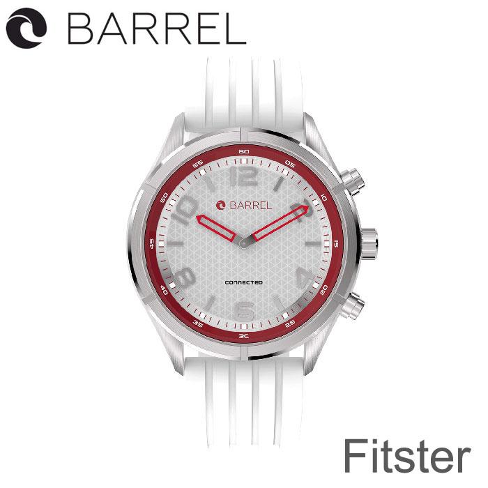 BARREL(バレル)Fitster (Total White) 【送料・代引手数料無料】