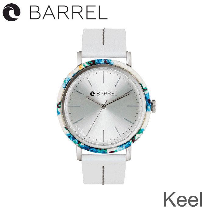 BARREL(バレル)Keel (White Metal) 【送料・代引手数料無料】≪あす楽対応≫