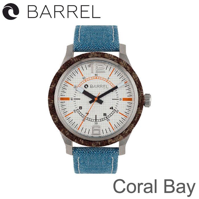 BARREL(バレル)Coral Bay (White Jeans) 【送料・代引手数料無料】≪あす楽対応≫