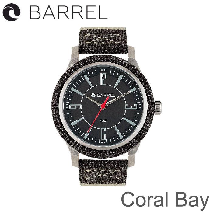BARREL(バレル)Coral Bay (Dark Beige) 【送料・代引手数料無料】≪あす楽対応≫