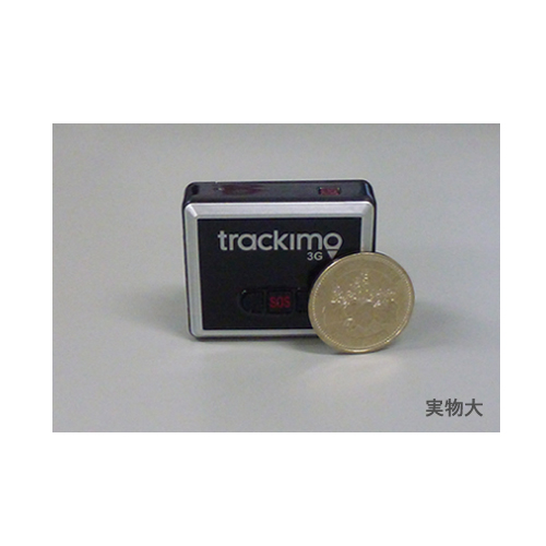 It is with a guarantee for Trackimo UNIVERSAL TRACKER (トラッキモユニバーサルトラッカー) 3G/GSM/WiFi/Bluetooth-adaptive GPS trucker transmitter follow-up survey search small size transmitter body one year