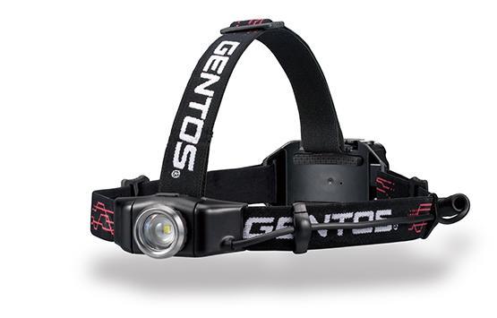 GH-001RG (ヘッドライト)GENTOS(ジェントス)≪あす楽対応≫