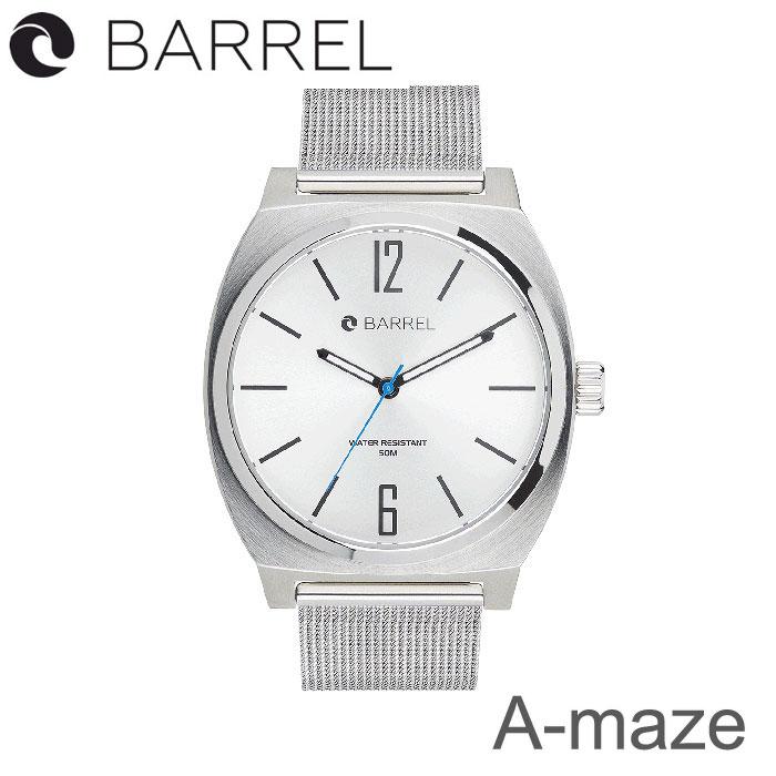 BARREL(バレル)A-maze (Metal Gray) 【送料・代引手数料無料】≪あす楽対応≫