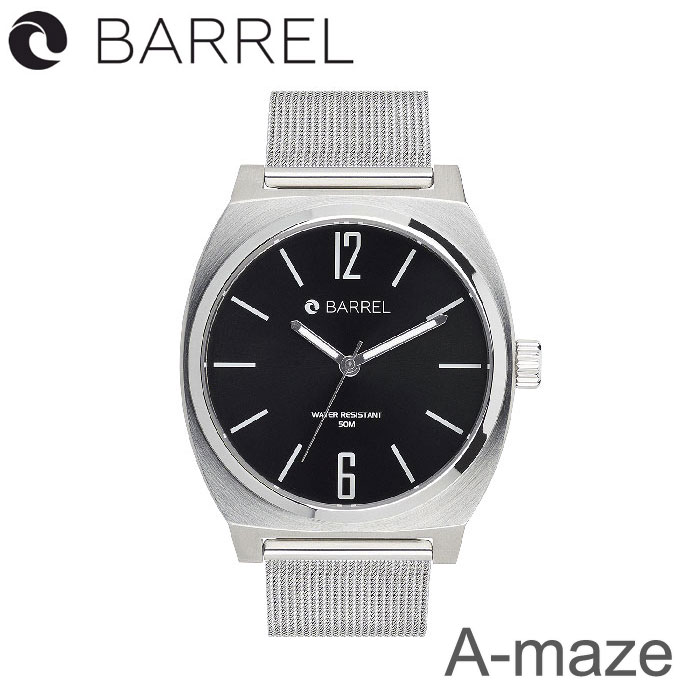 BARREL(バレル)A-maze (Metal Black) 【送料・代引手数料無料】≪あす楽対応≫