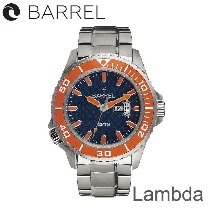 BARREL(バレル)Lambda (Blue Orange) 【送料・代引手数料無料】≪あす楽対応≫