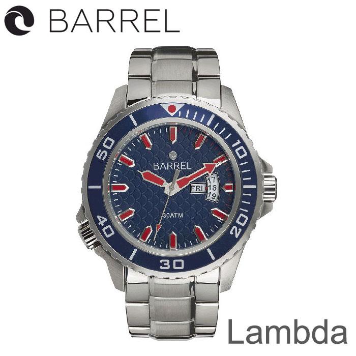 BARREL(バレル)Lambda (Blue Red) 【送料・代引手数料無料】≪あす楽対応≫