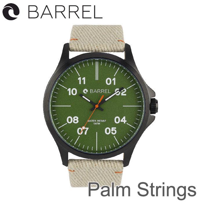 BARREL(バレル)Palm Strings (Beige Green) 【送料・代引手数料無料】≪あす楽対応≫