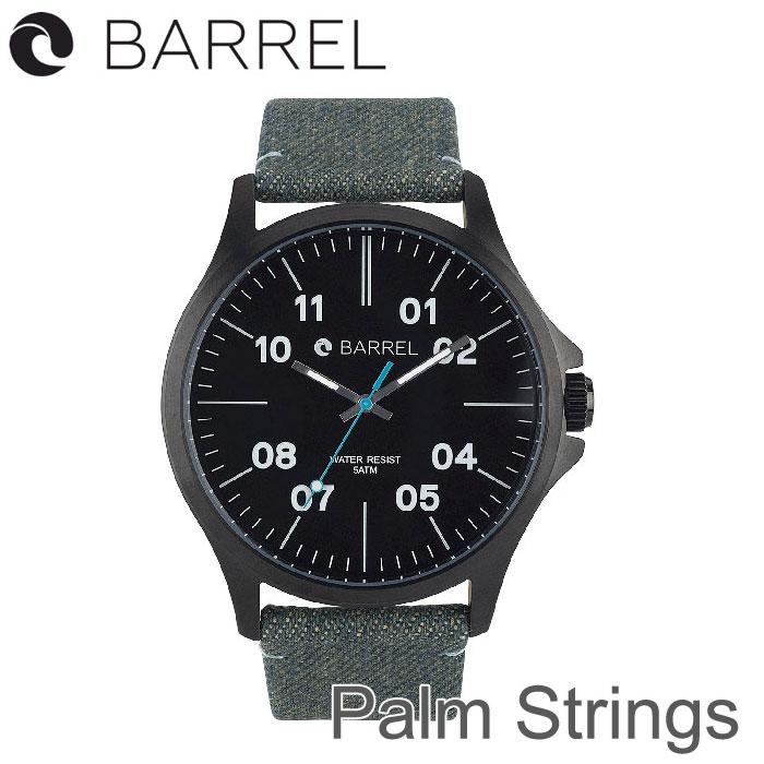 BARREL(バレル)Palm Strings (Jeans Black) 【送料・代引手数料無料】≪あす楽対応≫