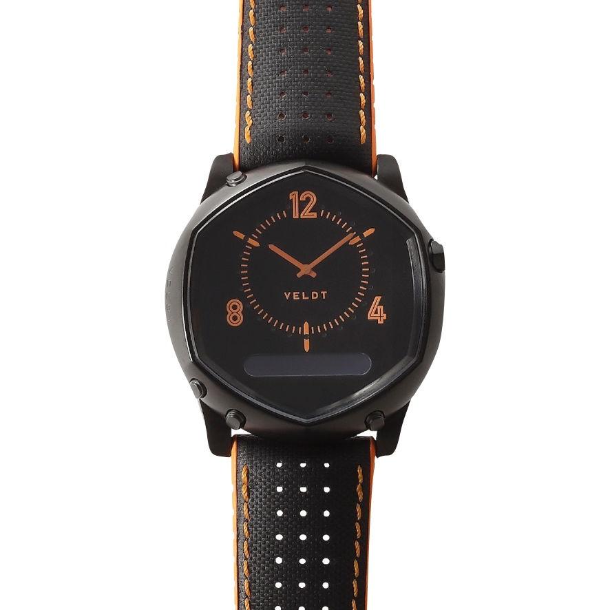 VELDT(ヴェルト)Model RX Black Horse Orange ジャパニーズブランド スマートウォッチVELDT SERENDIPITY【送料・代引手数料無料】