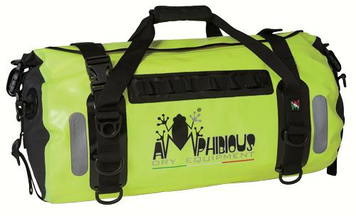 AMPHIBIOUS(アンフィビウス)イタリア製防水バッグVOYAGER(ヴォイジャー)FLUO45L【送料・代引手数料無料】
