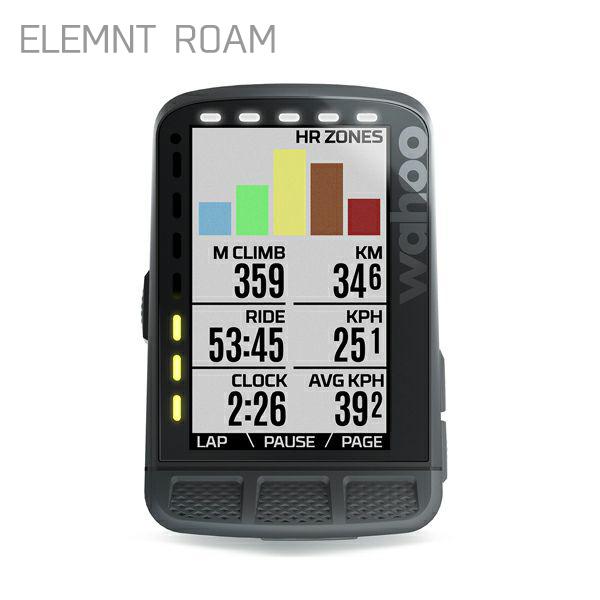 ELEMNT ROAM (エレメントローム) GPSバイクコンピュータ日本語表示可【送料&代引手数料無料】