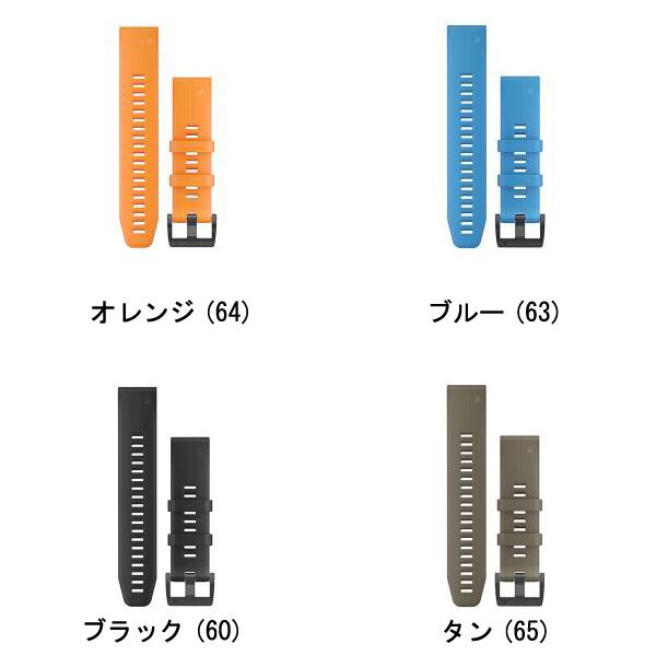 QuickFit 交換用バンド【22mm 用】(QuickFitバンド 22mm)GARMIN(ガーミン)