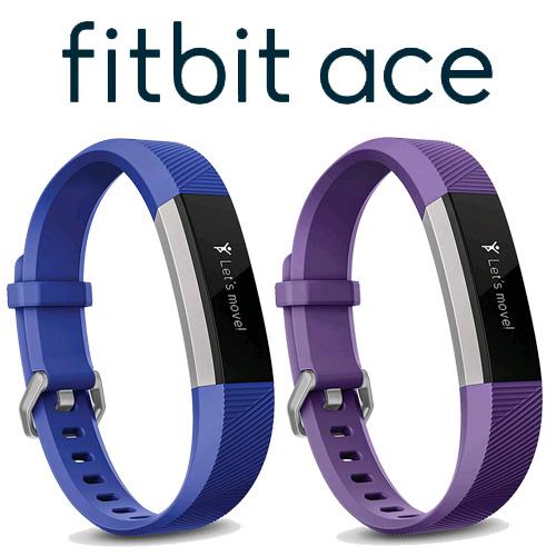 Fitbit Aceリストバンド型アクティビティトラッカーキッズ用 お子様向け【送料・代引手数料無料】