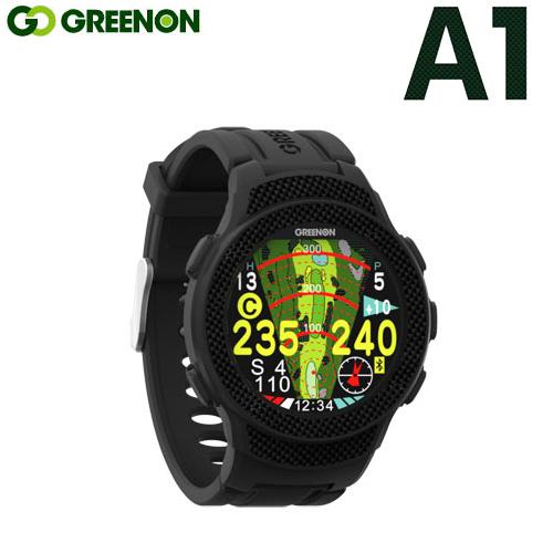 グリーンオン ザ ゴルフ ウォッチ A1(エーワン)【GREENON THE GOLF WATCH A1】腕時計型GPSキャディー【送料・代引手数料無料】≪あす楽対応≫