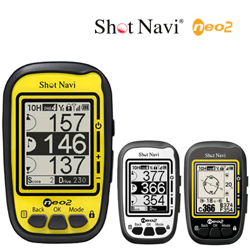 ShotNavi NEO2(ショットナビネオ2)[送料・代引手数料無料]≪あす楽対応≫