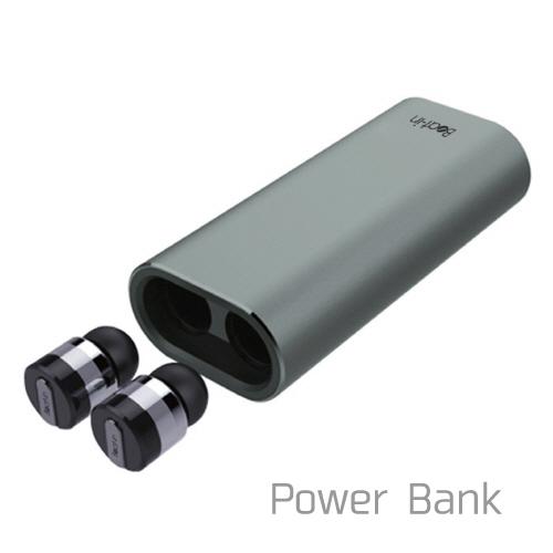 Beat-in Power Bank超小型・完全ワイヤレスイヤホン BI9314/BI9316/BI9317
