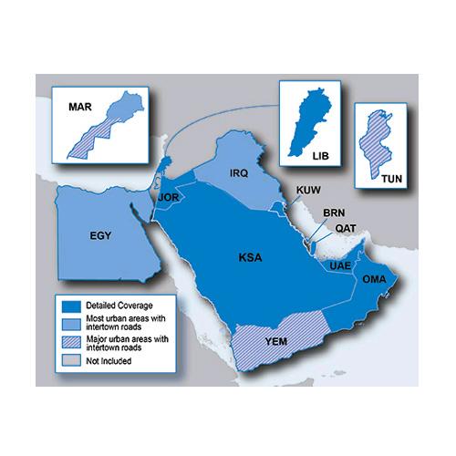 City Navigator Middle East & Northern Africa NT microSD(シティナビゲーター中東・北アフリカ NT マイクロSD)GARMIN(ガーミン)